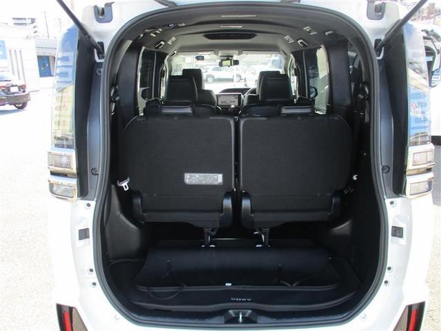 ZS GRスポーツ フルセグ メモリーナビ DVD再生 ミュージックプレイヤー接続可 バックカメラ 衝突被害軽減システム ETC ドラレコ 両側電動スライド LEDヘッドランプ ウオークスルー 乗車定員7人 3列シート(6枚目)