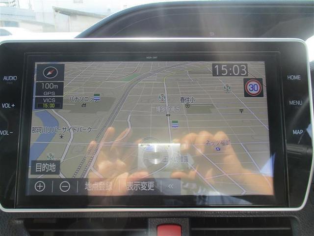 ZS GRスポーツ フルセグ メモリーナビ DVD再生 ミュージックプレイヤー接続可 バックカメラ 衝突被害軽減システム ETC ドラレコ 両側電動スライド LEDヘッドランプ ウオークスルー 乗車定員7人 3列シート(11枚目)
