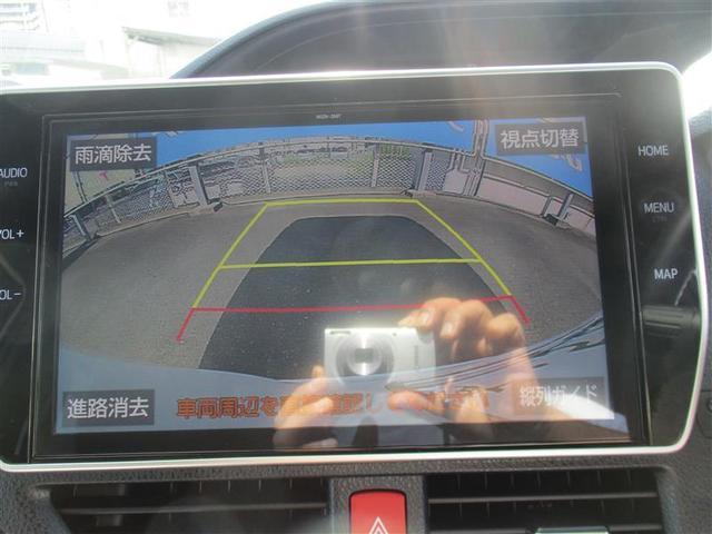 ZS GRスポーツ フルセグ メモリーナビ DVD再生 ミュージックプレイヤー接続可 バックカメラ 衝突被害軽減システム ETC ドラレコ 両側電動スライド LEDヘッドランプ ウオークスルー 乗車定員7人 3列シート(12枚目)