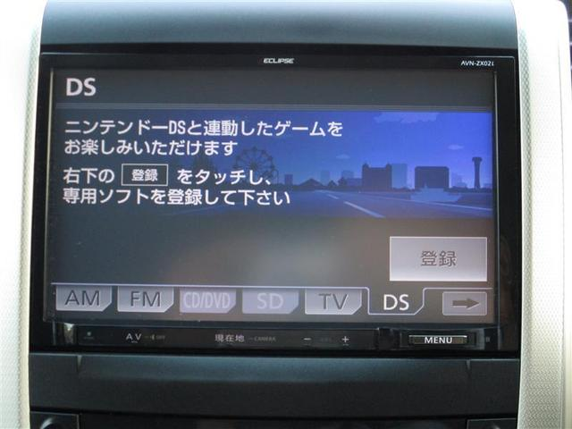 SDオーディオダビング機能とブルートゥースオーディオにニンテンドーDSも使えます