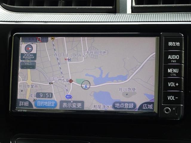 S ・1年保証・ワンセグTV・メモリーナビ・Bluetooth接続・AUX接続・バックカメラ・ETC・衝突被害軽減システム・スマートキー(6枚目)