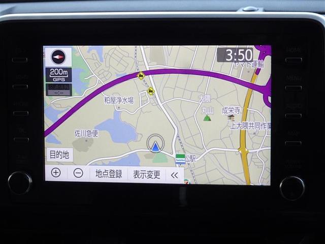 G メモリーナビ フルセグTV Bluetooth接続 バックカメラ ETC ドライブレコーダー LEDヘッドランプ 衝突被害軽減システム スマートキー(6枚目)