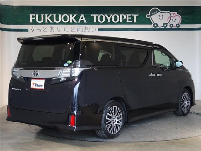 「トヨタ」「ヴェルファイア」「ミニバン・ワンボックス」「福岡県」の中古車3