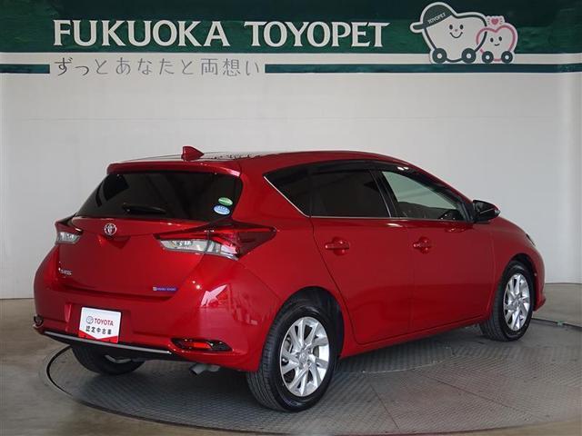 「トヨタ」「オーリス」「コンパクトカー」「福岡県」の中古車3