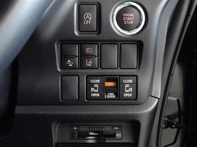 トヨタが誇る衝突被害軽減ブレーキとペダル踏み間違い防止装置を搭載したサポカーS車です。スマートエントリーシステム・ETCを装備してます。
