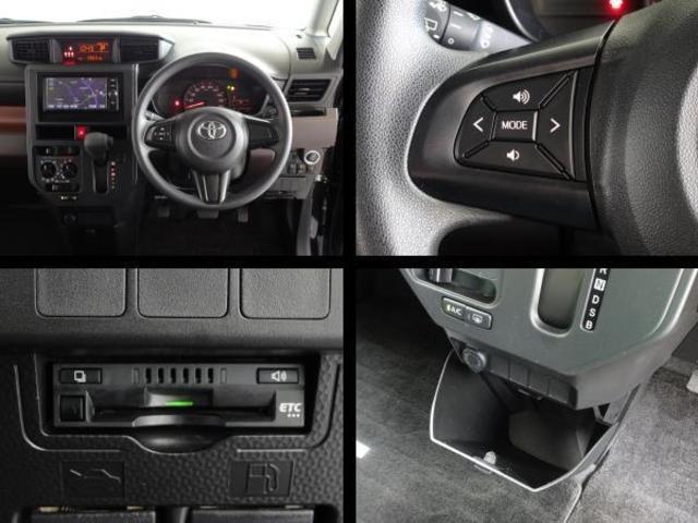 X S キーフリー 地デジ ETC インテリキー アイドリングストップ 盗難防止システム DVD ABS ナビ・TV バックC プリクラッシュセーフティー メモリ-ナビ 左オートスライドドア CDプレーヤー(12枚目)