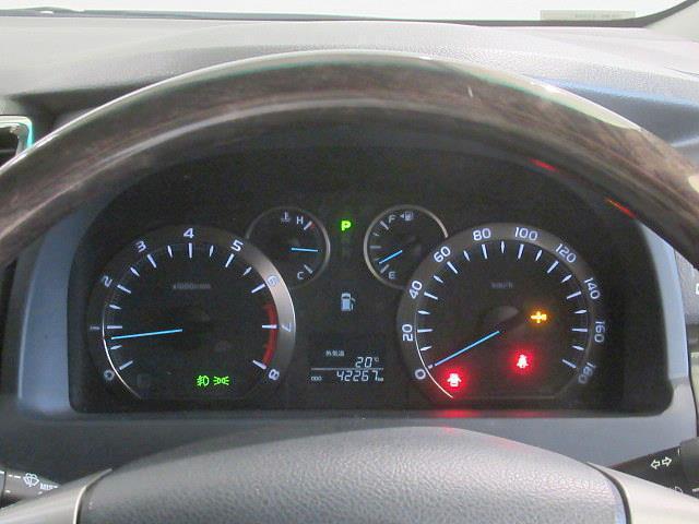 トヨタ ヴェルファイア 2.4Z Gエディション HDDナビ フルセグ 後席モニター