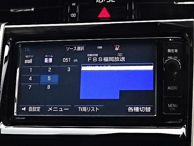 トヨタ ハリアー プレミアム SDナビ フルセグ ETC LEDライト