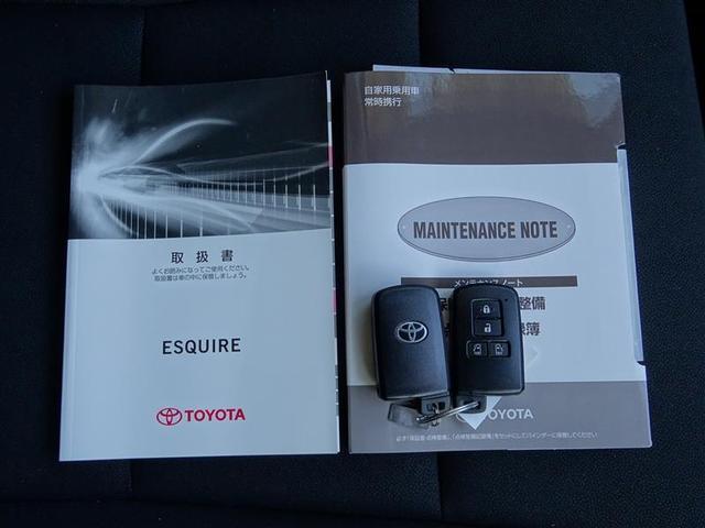 トヨタ エスクァイア Xi HDDナビ ワンセグ LEDヘッドライト ETC