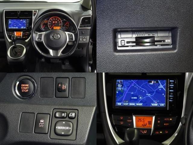トヨタ ラクティス 1.3G SDナビ ワンセグ ETC スマートキー