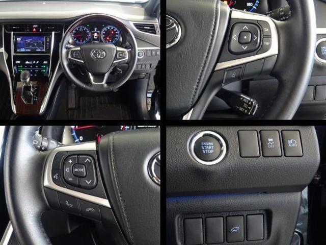 トヨタが誇る衝突被害軽減ブレーキを搭載したサポカーです。クルーズコントロール・スマートエントリーシステムを装備してます。
