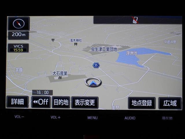 カスタムG S 1年保証 フルセグ DVD再生 ミュージックプレイヤー接続可 後席モニター バックカメラ 衝突被害軽減システム ETC 両側電動スライド LEDヘッドランプ ウオークスルー ワンオーナー 記録簿(7枚目)