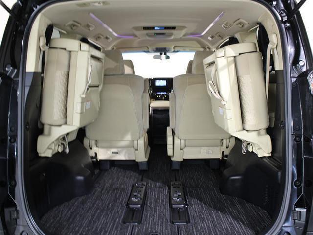 X 1年保証 4WD フルセグ メモリーナビ DVD再生 ミュージックプレイヤー接続可 後席モニター バックカメラ ETC 両側電動スライド LEDランプ 乗車定員7人 3列シート ワンオーナー 記録簿(20枚目)