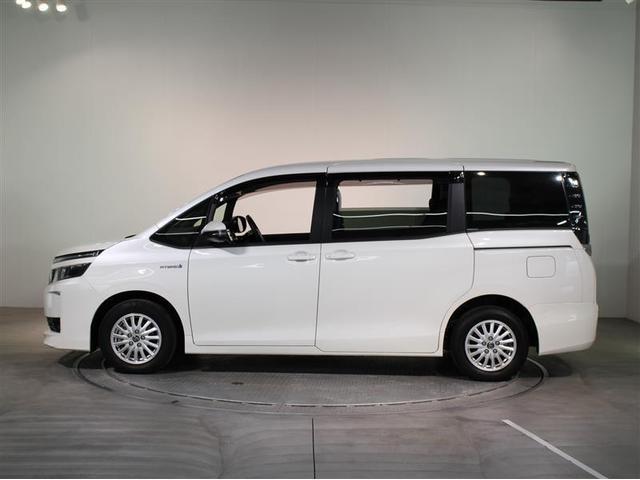 トヨタ ヴォクシー ハイブリッドV 1年保証 LED 後席モニタ TV&ナビ