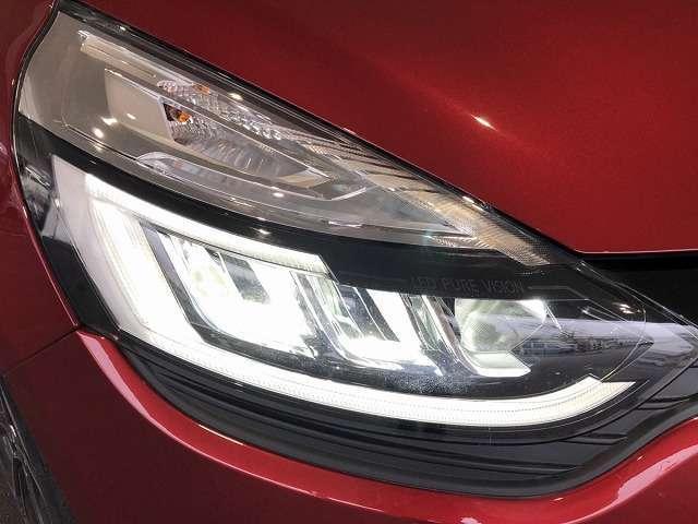 インテンス 当店デモカー LEDヘッドライト(10枚目)