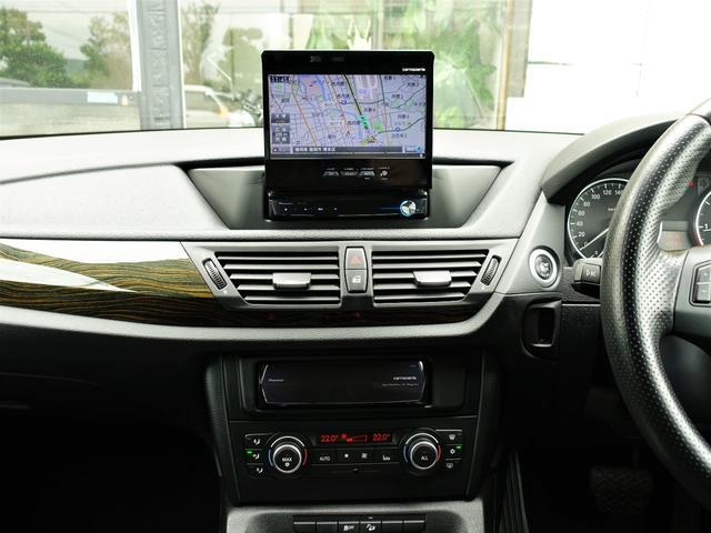 xDrive 20i Mスポーツパッケージ 4WD アルカンターラシート ナビ・TV・CD・DVD・ブルートゥース・USB バックカメラ スマートキー プッシュスタート HIDヘッドライト オートライト機能 ETC(17枚目)