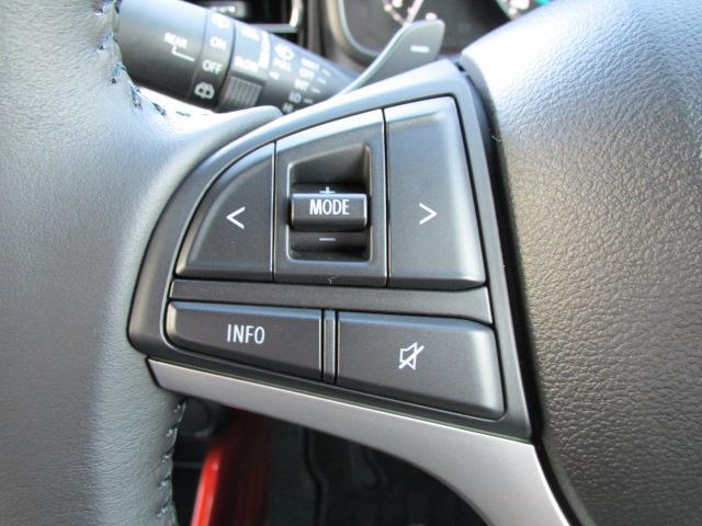 スズキ イグニス ハイブリッドMZ LEDヘッドライト クルコン パドルシフト