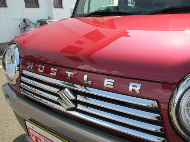 ハスラー H29年式〜 JスタイルII 赤/白ルーフ 1万km以下 カーナビ&TV 禁煙車 修復歴なし の検索条件で全国でも上位にランクインするおすすめ物件です。