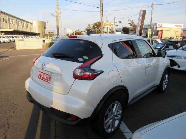 「日産」「ジューク」「SUV・クロカン」「佐賀県」の中古車14