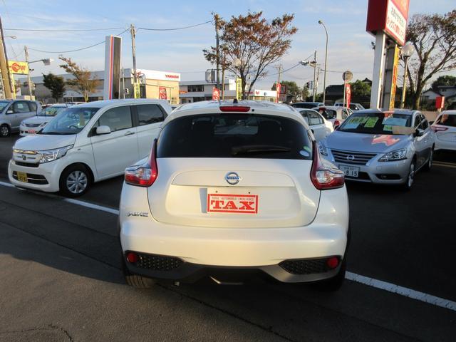 「日産」「ジューク」「SUV・クロカン」「佐賀県」の中古車15