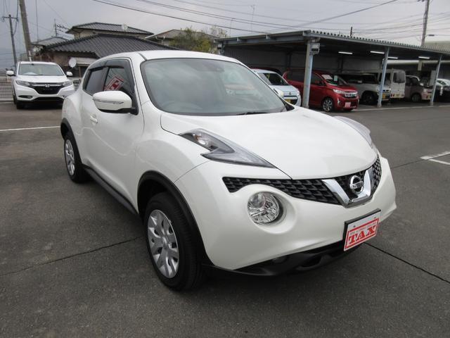 「日産」「ジューク」「SUV・クロカン」「佐賀県」の中古車10