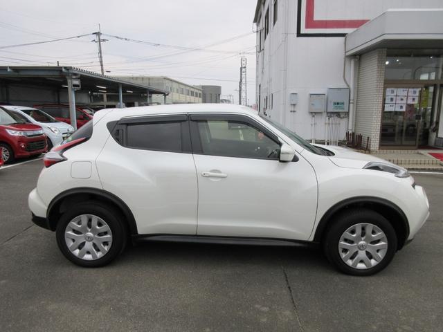 「日産」「ジューク」「SUV・クロカン」「佐賀県」の中古車11