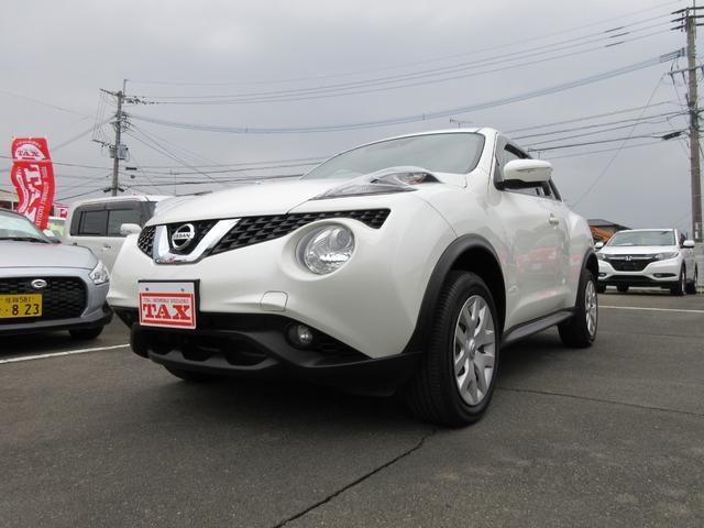 「日産」「ジューク」「SUV・クロカン」「佐賀県」の中古車18