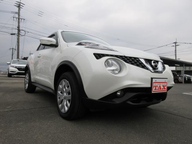 「日産」「ジューク」「SUV・クロカン」「佐賀県」の中古車19