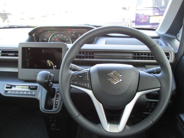 ハイブリッドFZ リミテッド デュアルセンサーブレーキサポート LEDヘッドライト オートハイビーム ヘッドアップディスプレイ フルオートエアコン プッシュスタート 専用15インチアルミホイール(39枚目)