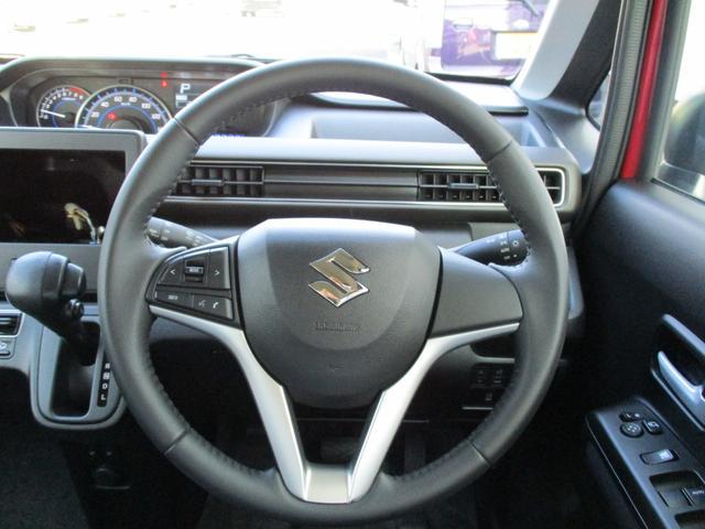 ハイブリッドFZ リミテッド デュアルセンサーブレーキサポート LEDヘッドライト オートハイビーム ヘッドアップディスプレイ フルオートエアコン プッシュスタート 専用15インチアルミホイール(49枚目)