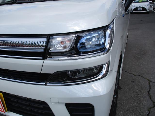 ハイブリッドFZ リミテッド 後退時衝突被害軽減ブレーキ 車線逸脱警報 誤発進抑制 LEDヘッドライト ハイビームアシスト(3枚目)