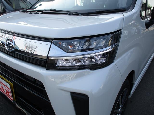 カスタム XリミテッドII SAIII パノラマビュー 14インチアルミ LEDヘッドライト 前後衝突被害軽減ブレーキ 16km 届出済未使用車(3枚目)