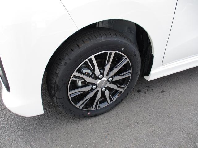 カスタム XリミテッドII SAIII パノラマビュー 14インチアルミ LEDヘッドライト 前後衝突被害軽減ブレーキ 16km 届出済未使用車(8枚目)