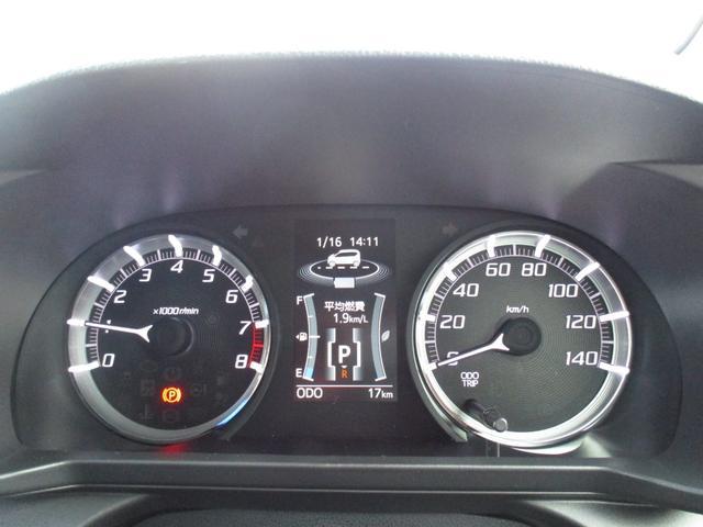 カスタム XリミテッドII SAIII パノラマビュー 14インチアルミ LEDヘッドライト 前後衝突被害軽減ブレーキ 16km 届出済未使用車(48枚目)