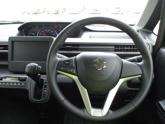 ハイブリッドFZ リミテッド 15インチ専用アルミホイール 2シートヒーター オートハイビーム LEDヘッドライト オートライト ヘッドアップディスプレイ ステリモスイッチ 衝突被害軽減 誤発進抑制機能 車線逸脱警報(47枚目)