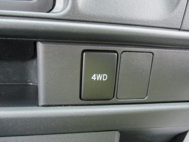 DX SAIII 4WD 2078km LEDヘッドライト パワーウインド キーレスエントリー 衝突被害軽減ブレーキ 前後誤発進抑制機能 障害物センサー 4AT 禁煙車(2枚目)
