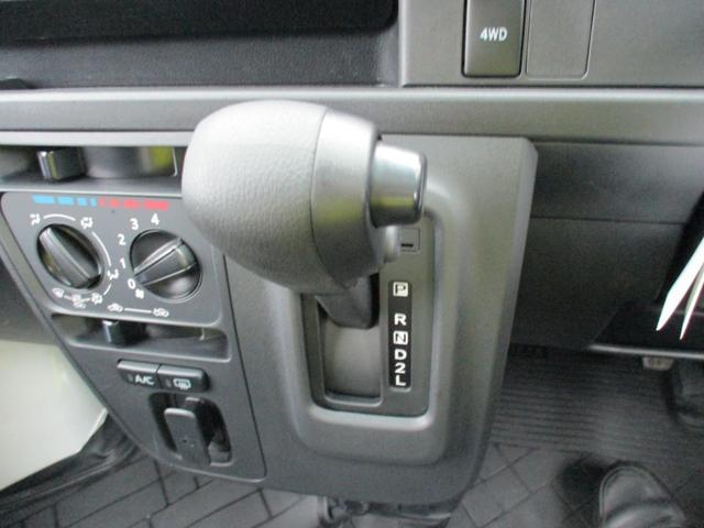 DX SAIII 4WD 2078km LEDヘッドライト パワーウインド キーレスエントリー 衝突被害軽減ブレーキ 前後誤発進抑制機能 障害物センサー 4AT 禁煙車(3枚目)