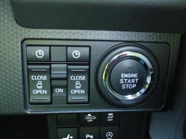 カスタムX LEDヘッドライト ハイビームアシスト 両側電動スライドドア バックカメラ 前後衝突被害軽減ブレーキ 車線逸脱警報(5枚目)
