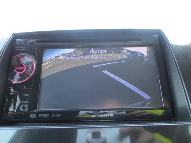リミテッドII 展示前点検済 車検整備 タイヤ4本新品 ディスチャージヘッドライト バックカメラ(6枚目)