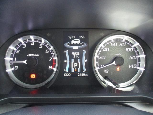 カスタム XリミテッドII SAIII 禁煙車 LEDヘッドライト ハイビームアシスト フォグランプ 衝突被害軽減ブレーキ 前後誤発進抑制機能 車線逸脱警報 アルミホイール シートヒーター 2159km(51枚目)