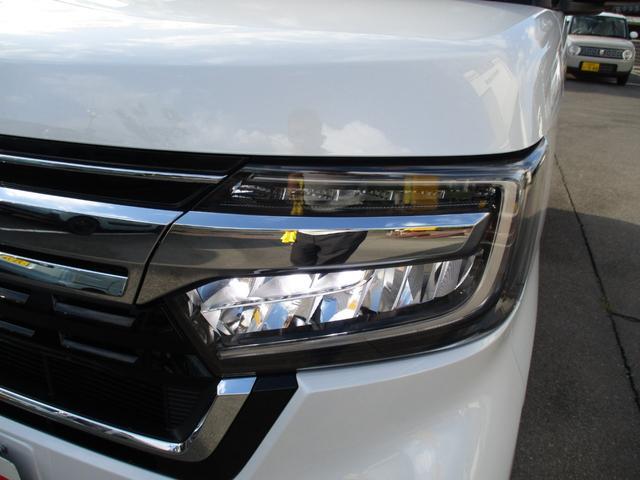 L 届出済未使用車 ホンダセンシング・衝突被害軽減ブレーキ 車線逸脱警報 LEDヘッドライト ハイビームアシスト アルミホイール フルオートエアコン フォグランプ 左側電動スライドドア 6km(2枚目)