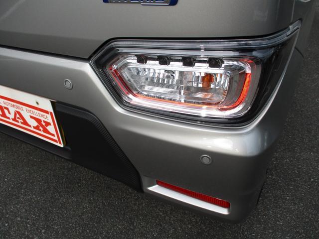 ハイブリッドX 8014km 後期型 後退時ブレーキサポート LEDヘッドライト オートハイビーム フォグランプ シートヒーター アルミホイール 前後衝突被害軽減ブレーキ 車線逸脱警報 障害物センサー 禁煙車(7枚目)