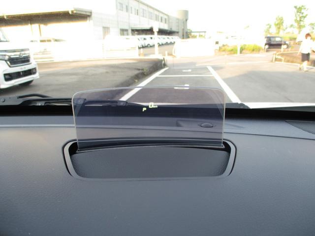 ハイブリッドX 禁煙車 LEDヘッドライト オートハイビーム フォグランプ     衝突被害軽減 車線逸脱警報 アルミホイール シートヒーター ヘッドアップディスプレイ 10023km ステアリングリモコンスイッチ(11枚目)