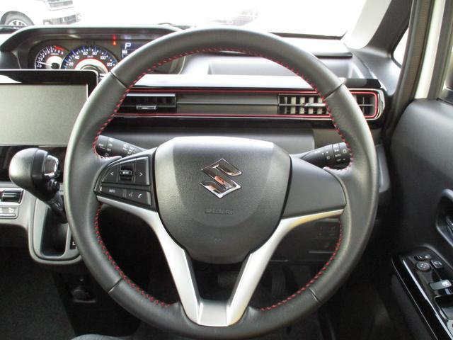 ハイブリッドX 禁煙車 LEDヘッドライト オートハイビーム フォグランプ     衝突被害軽減 車線逸脱警報 アルミホイール シートヒーター ヘッドアップディスプレイ 10023km ステアリングリモコンスイッチ(45枚目)
