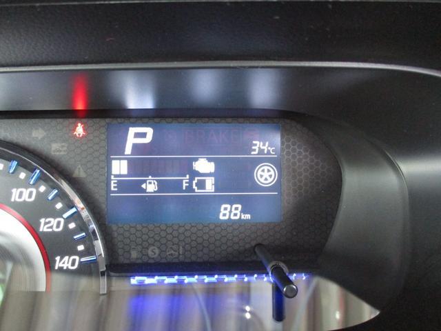 ハイブリッドX 後退時ブレーキサポート 88km LEDヘッドライト オートハイビーム フォグランプ 衝突被害軽減ブレーキ 車線逸脱警報 アルミホイール シートヒーター(5枚目)