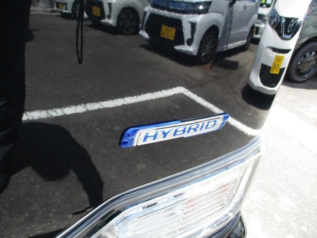 ハイブリッドX 後退時ブレーキサポート 88km LEDヘッドライト オートハイビーム フォグランプ 衝突被害軽減ブレーキ 車線逸脱警報 アルミホイール シートヒーター(17枚目)
