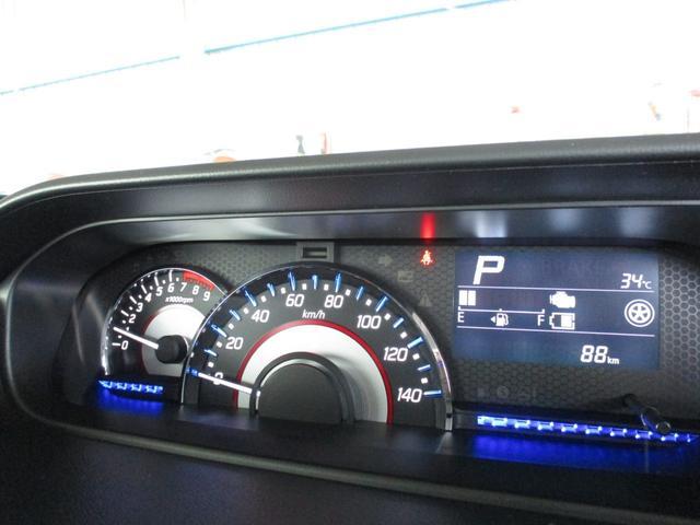 ハイブリッドX 後退時ブレーキサポート 88km LEDヘッドライト オートハイビーム フォグランプ 衝突被害軽減ブレーキ 車線逸脱警報 アルミホイール シートヒーター(50枚目)