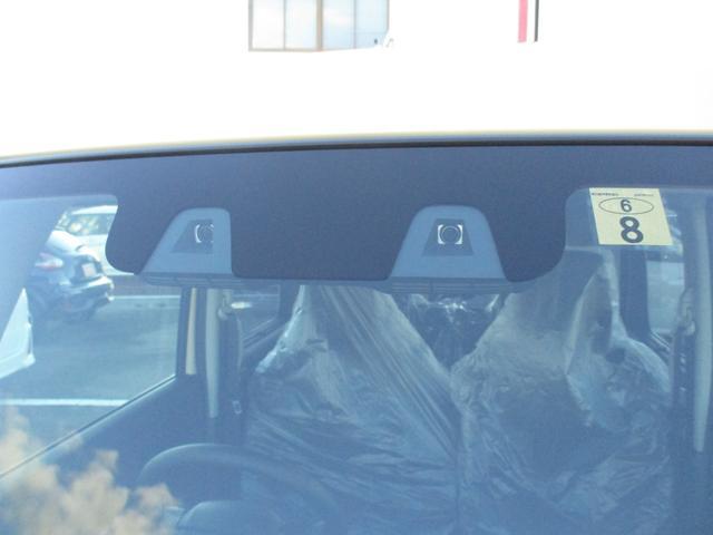 ハイブリッドXZ 全周囲カメラ 届出済未使用車 LEDヘッドライト フォグランプ オートハイビーム 両側電動スライドドア 前後衝突被害軽減ブレーキ 障害物センサー 車線逸脱警報 2シートヒーター 7km クルコン(9枚目)