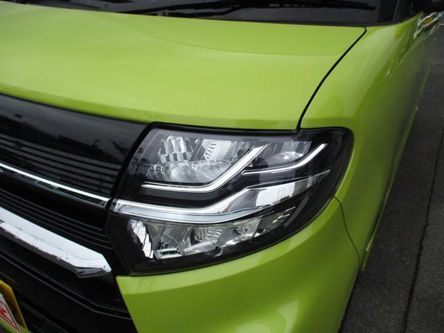 カスタムX 届出済未使用車 LEDヘッドライト ハイビームアシスト オートライト 両側電動スライドドア バックカメラ 衝突被害軽減ブレーキ 前後誤発進抑制 障害物センサー アルミホイール 7km(2枚目)