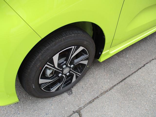 カスタムX 届出済未使用車 LEDヘッドライト ハイビームアシスト オートライト 両側電動スライドドア バックカメラ 衝突被害軽減ブレーキ 前後誤発進抑制 障害物センサー アルミホイール 7km(3枚目)